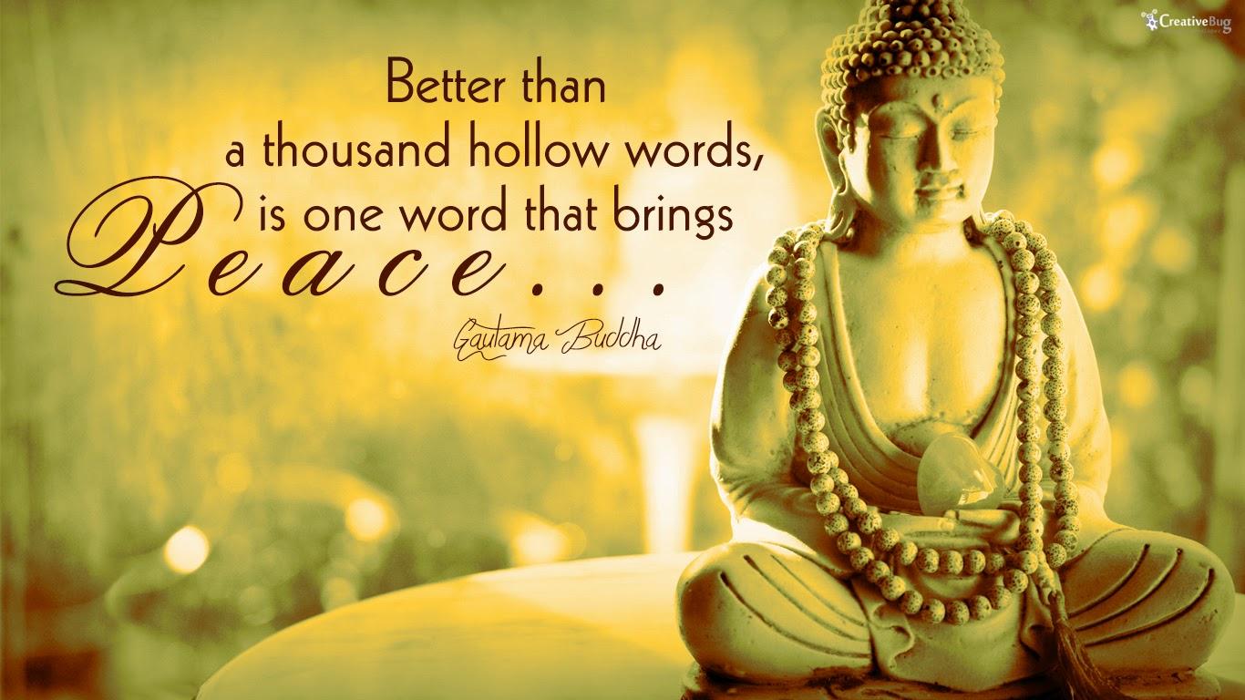 10 FRASI SPIRITUALI DEL BUDDHA